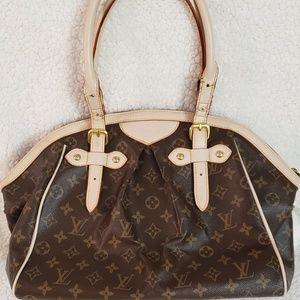 "Louis Vuitton Vintage ""Tivoli"" Bag"